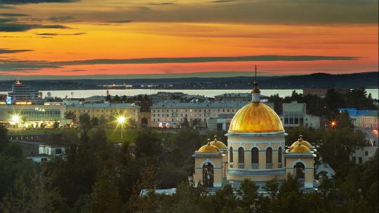 Экскурсия Пешеходная экскурсия по г. Петрозаводск