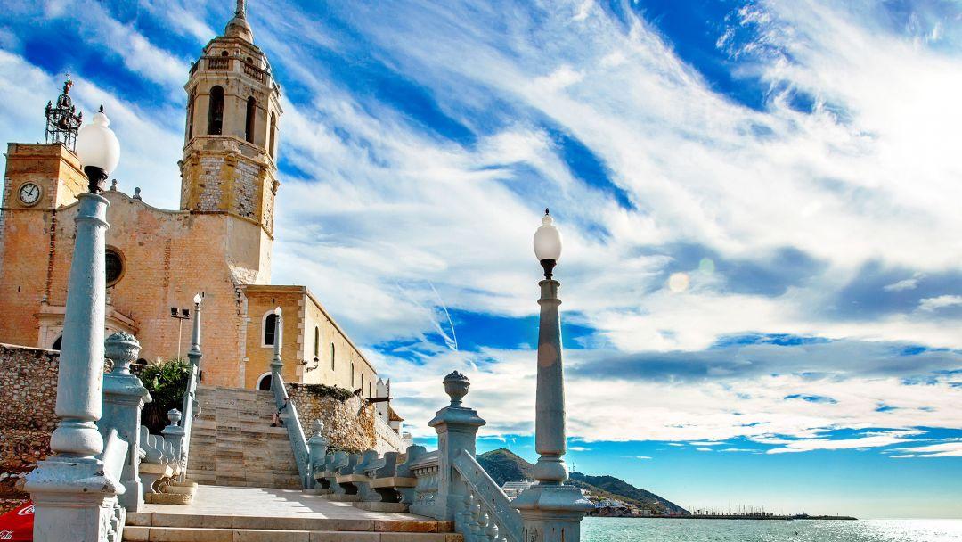 Ситжес — жемчужина Средиземноморья - фото 1