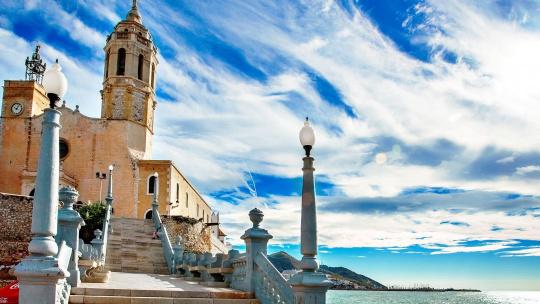 Экскурсия СИТЖЕС — жемчужина Средиземноморья по Барселоне