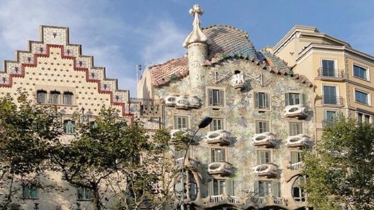 Барселона Гауди и модерн - фото 2