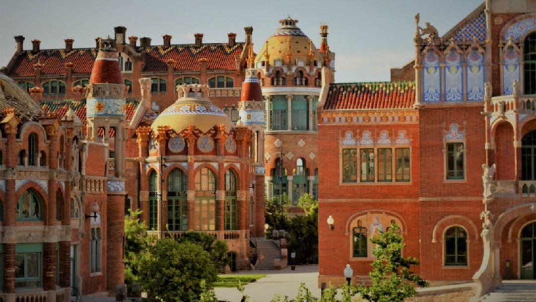 Барселона Гауди и модерн - фото 1