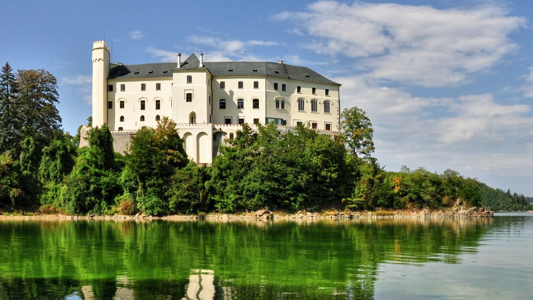 Замок Орлик и Пивовар Козел - фото 4