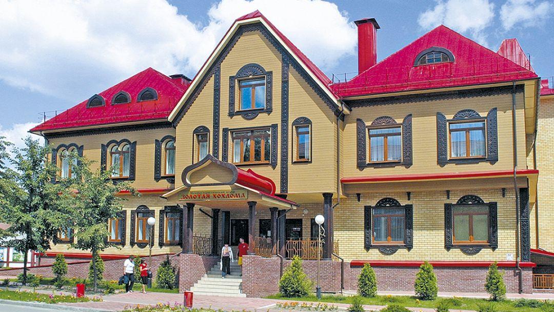 Экскурсия Семенов и фабрика
