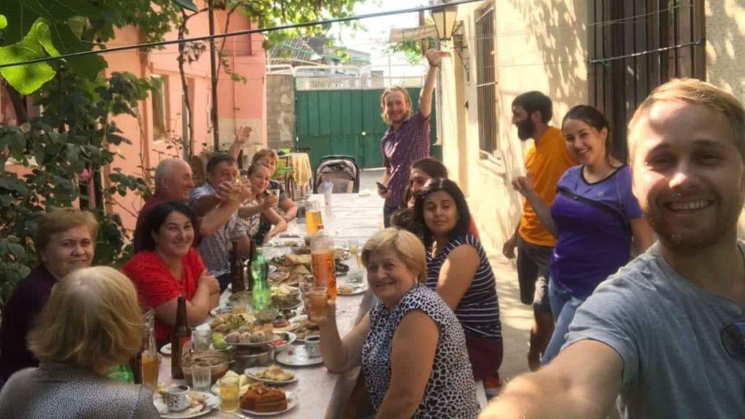 Один день в грузинской семье - фото 2