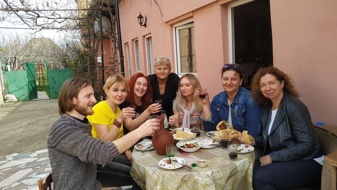 Один день в грузинской семье - фото 3