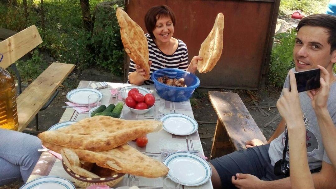 Один день в грузинской семье - фото 4