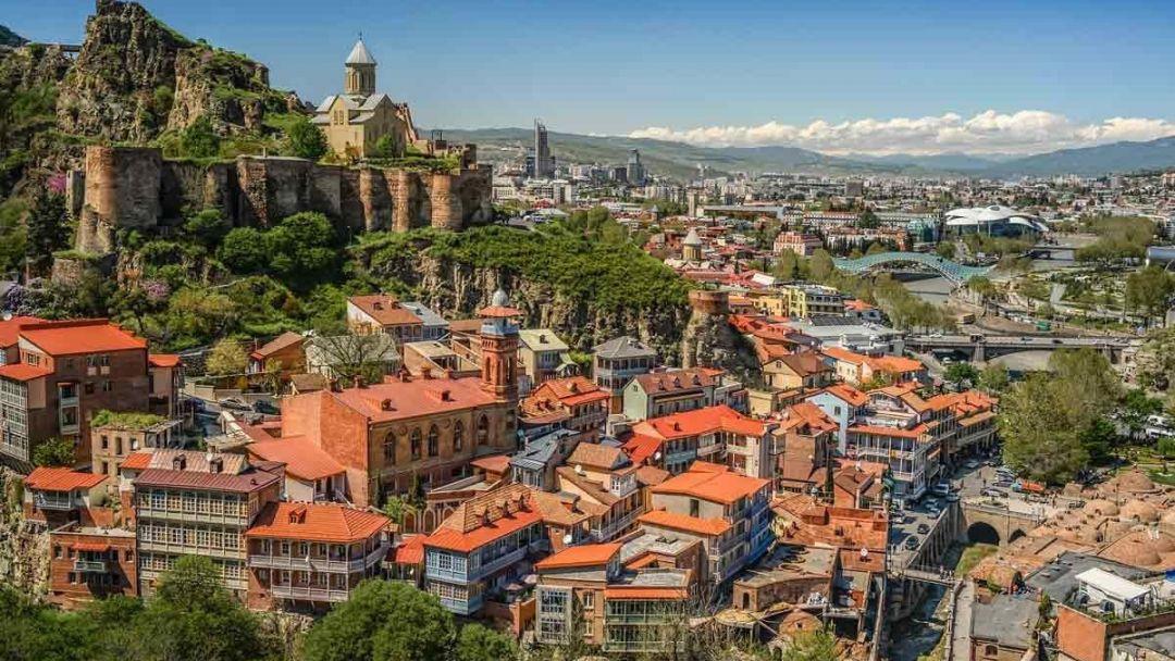 Экскурсия История Тбилиси