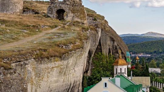 Экскурсия Инкерман. Крепость и монастырь по Севастополю