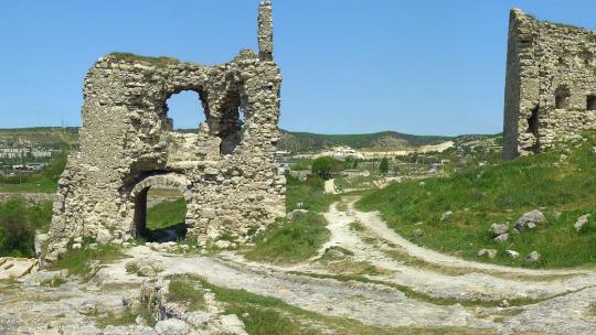 Инкерман. Крепость и монастырь - фото 2