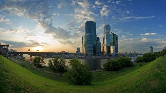 Экскурсия 354 метра над землёй по Москве