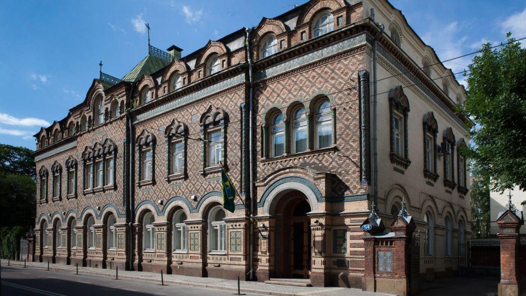 Посольства Москвы: загадки и тайны старинных особняков - фото 1