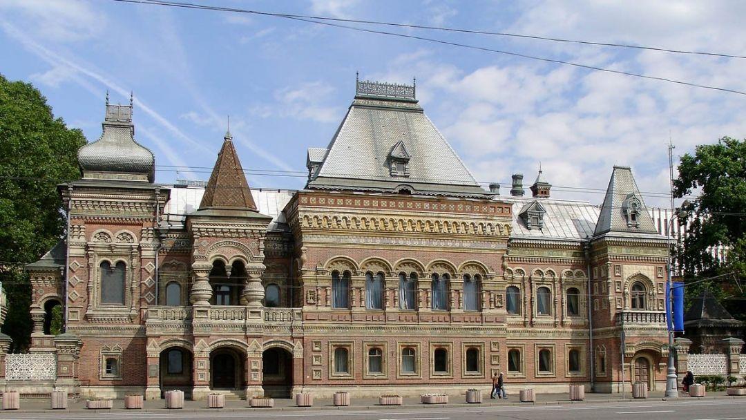 Посольства Москвы: загадки и тайны старинных особняков - фото 3