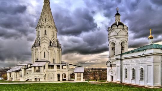 Экскурсия Мистическое Коломенское по Москве