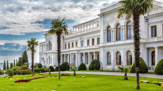 Экскурсия Блистательные дворцы Южнобережья