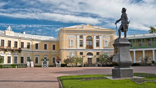 Экскурсия Обзорная экскурсия по Павловску в Санкт-Петербурге