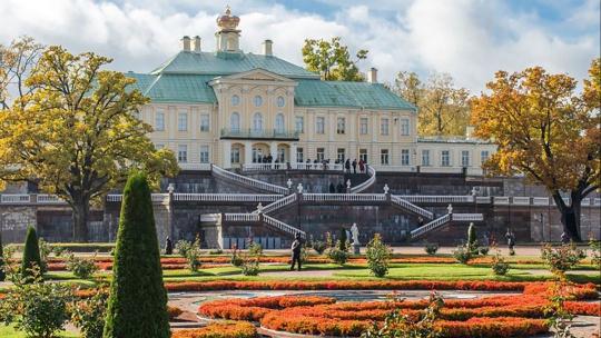 Экскурсия Ораниенбаум в Санкт-Петербурге