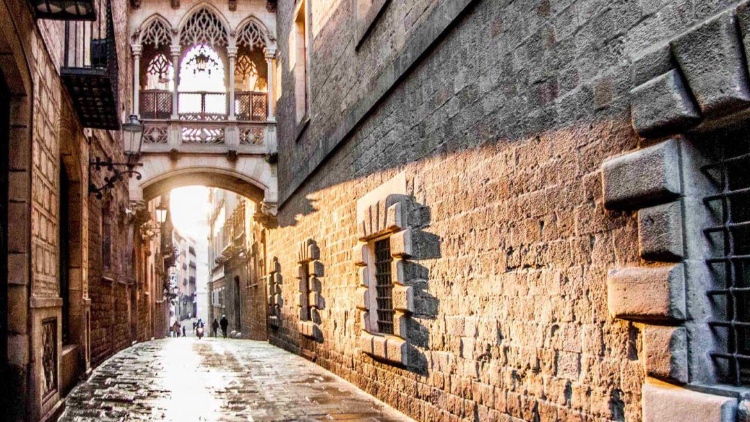 Экскурсия Прогулка по центру Барселоны
