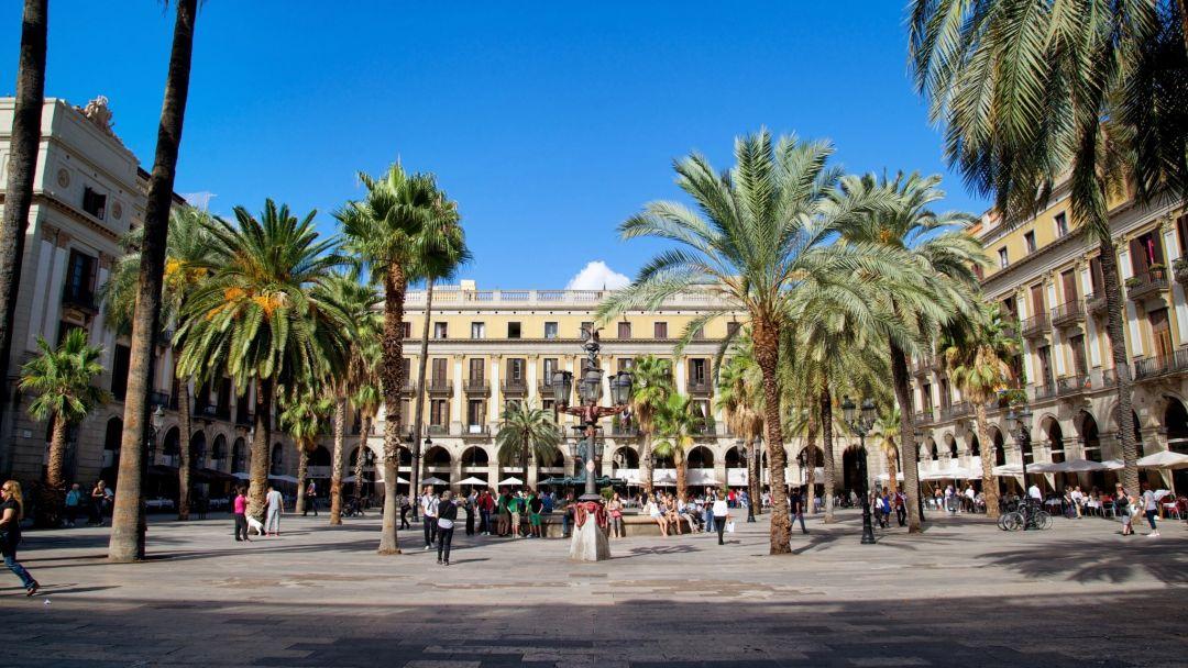 Прогулка по центру Барселоны - фото 4