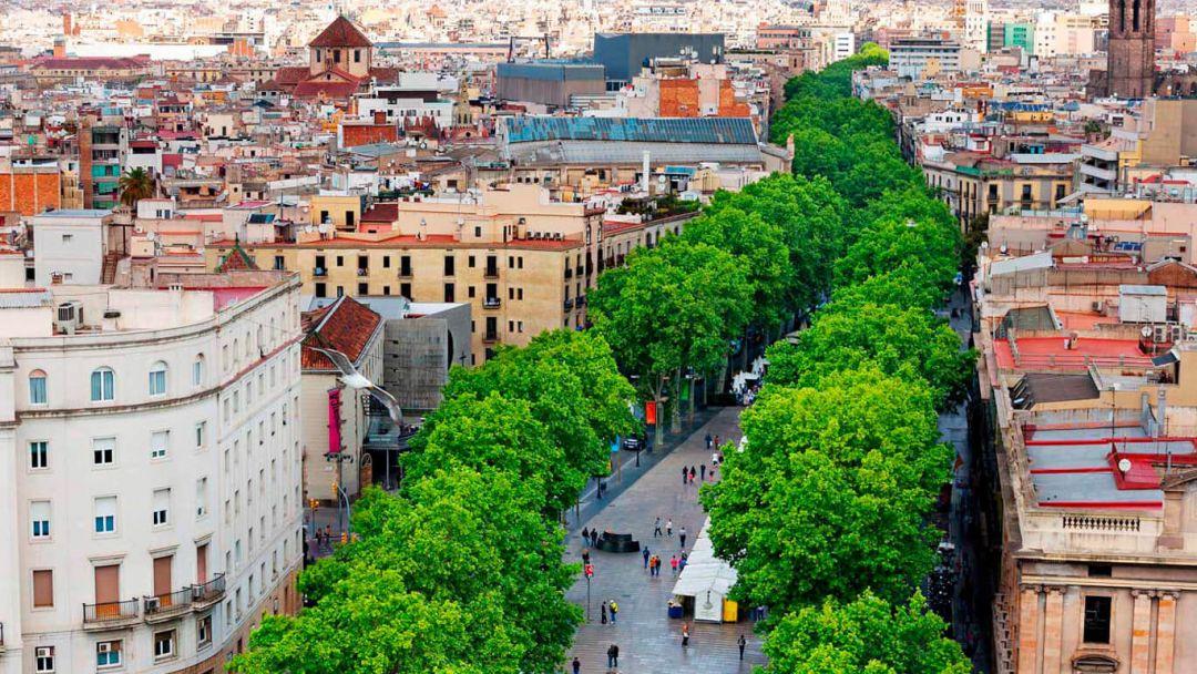 Прогулка по центру Барселоны - фото 5