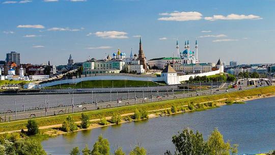 Экскурсия Обзорная экскурсия по Казани с посещением Казанского Кремля по Казани