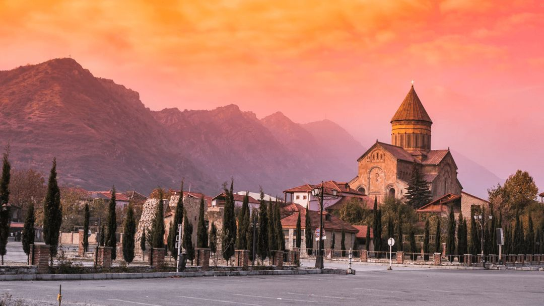 Исторические окрестности Тбилиси: Мцхета — Джвари — Ананури - фото 2