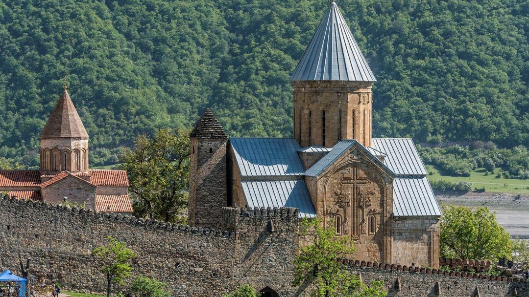 Исторические окрестности Тбилиси: Мцхета — Джвари — Ананури - фото 3