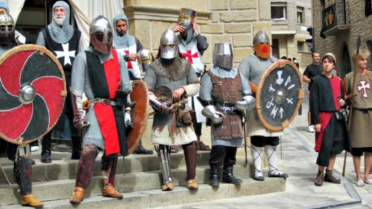 Монахи, драконы и принцессы: Поблет и Монблан - фото 6