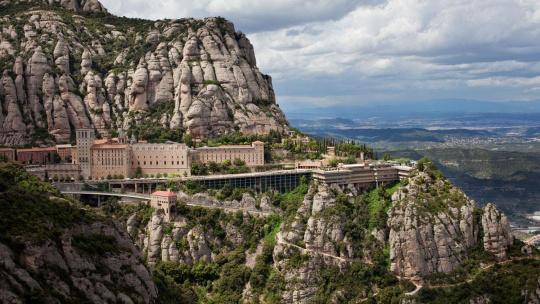 Монастырь Монтсеррат - фото 3