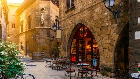 Экскурсия По старой Барселоне по Барселоне