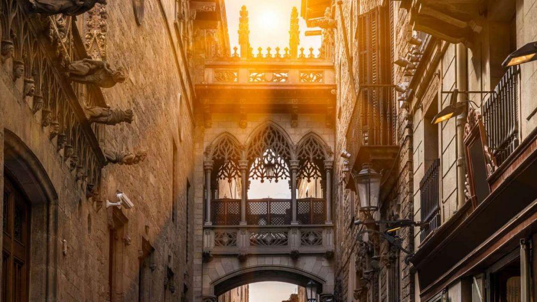 По старой Барселоне - фото 6