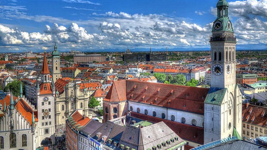 Обзорная пешеходная экскурсия по Мюнхену - фото 3