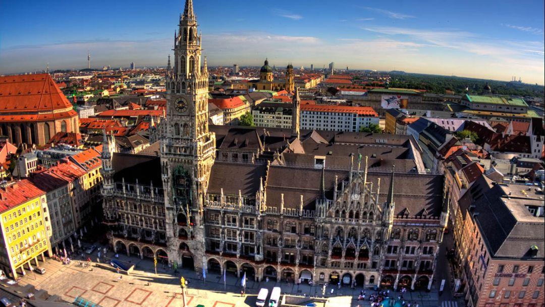 Обзорная пешеходная экскурсия по Мюнхену - фото 4