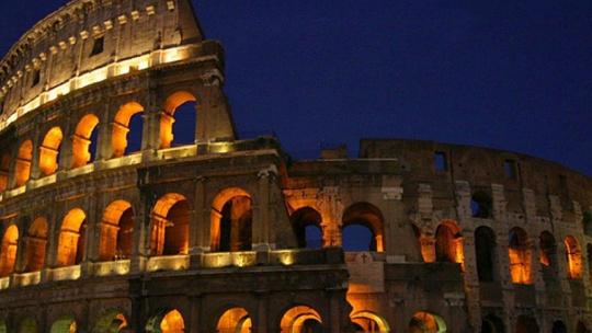 Экскурсия Ночной Рим по Риму