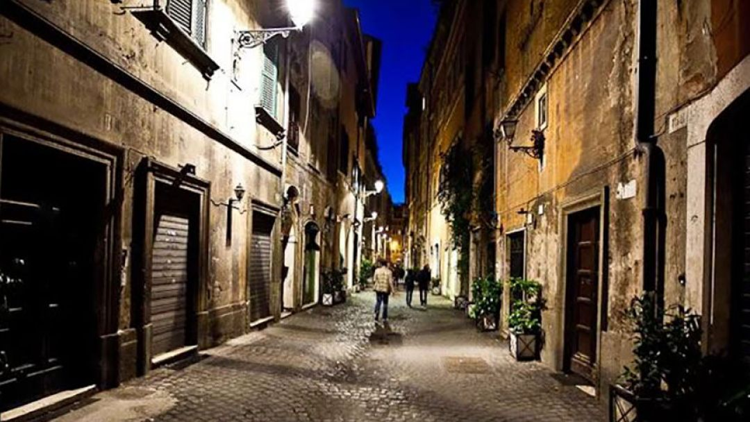 Ночной Рим - фото 3