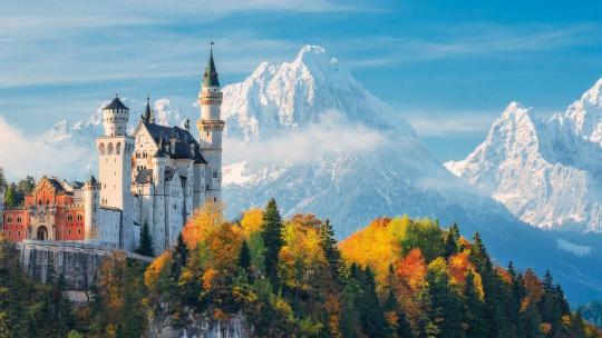 Экскурсия Замок Нойшванштайн  по Мюнхену