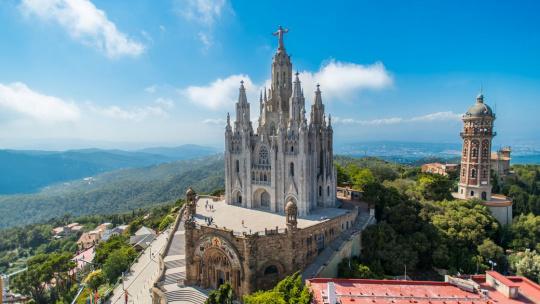 Экскурсия Барселона за один день на автомобиле по Барселоне