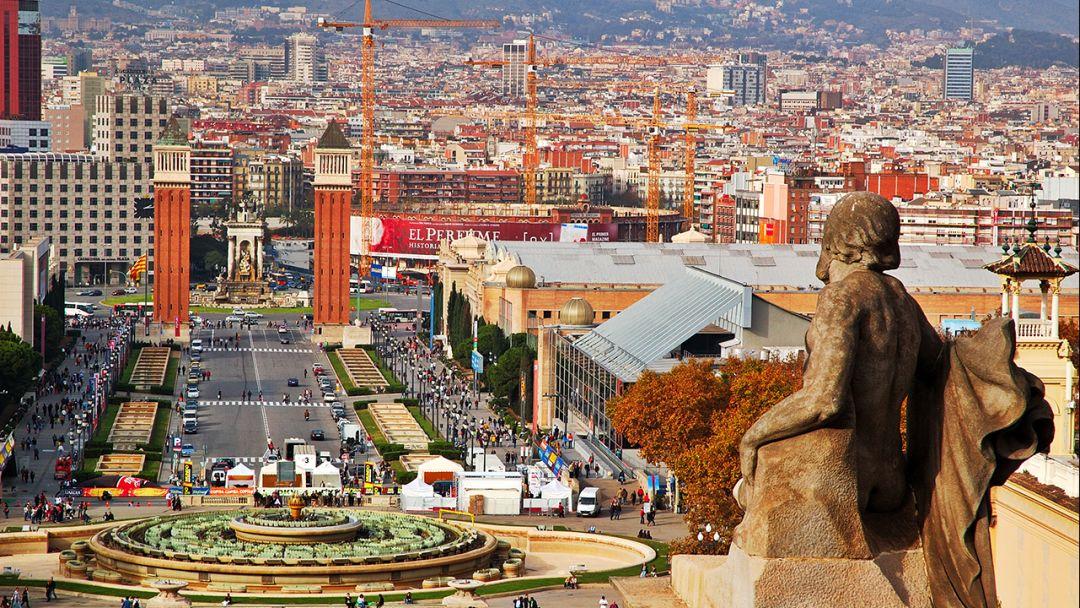 Барселона за один день на автомобиле - фото 4