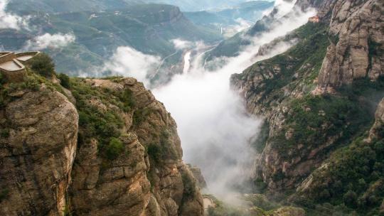Гора Монсеррат — главная святыня Каталонии - фото 3