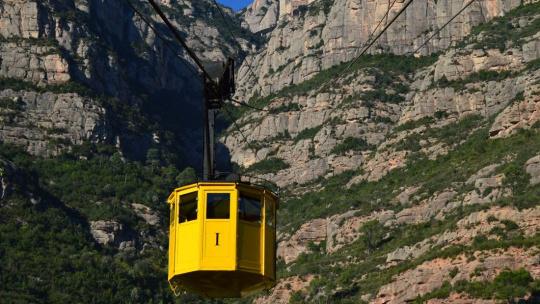 Гора Монсеррат — главная святыня Каталонии - фото 4