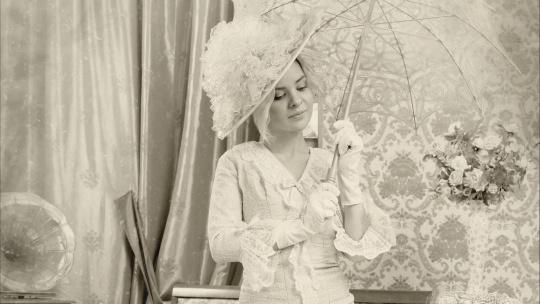 """Фотосъемка в оригинальных исторических костюмах """"Машина времени"""" - фото 7"""