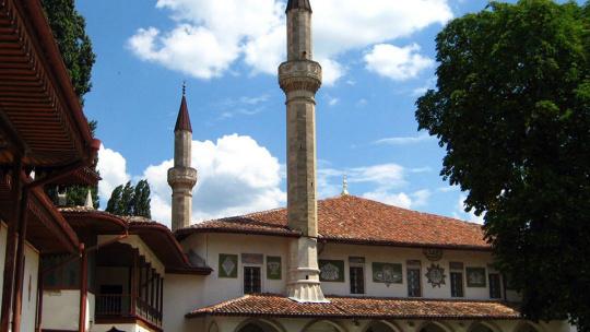 Экскурсия Столицы Крымского Ханства