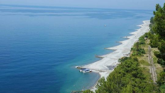 Царская Гагра и озеро Рица - фото 3