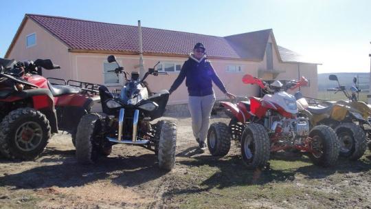 Экскурсия Прогулки на квадроциклах по Севастополю