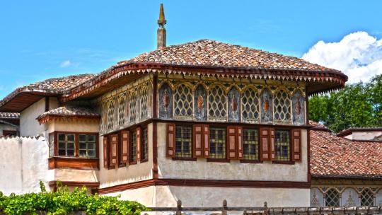 Экскурсия Зачарованный Бахчисарай в Коктебеле