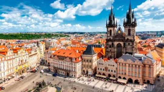 Экскурсия по правому берегу Праги - фото 3