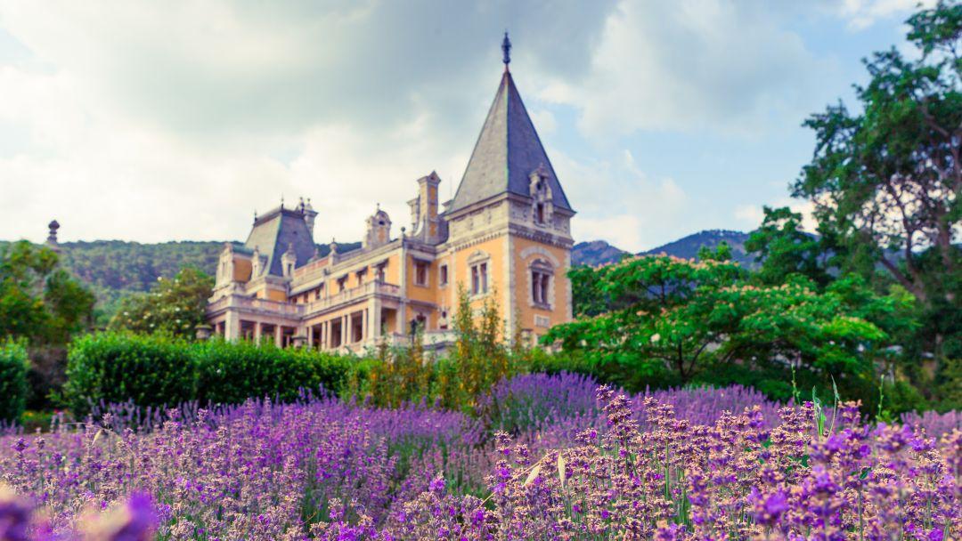 Путешествие по дворцам Крыма - фото 5