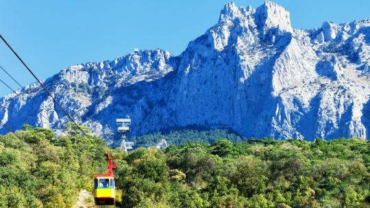 Вершины горы Ай-Петри и Ялта - фото 4