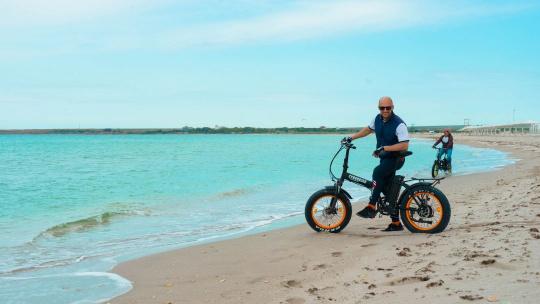 Экскурсия На Электровелосипеде по Западному Крыму за 7 дней