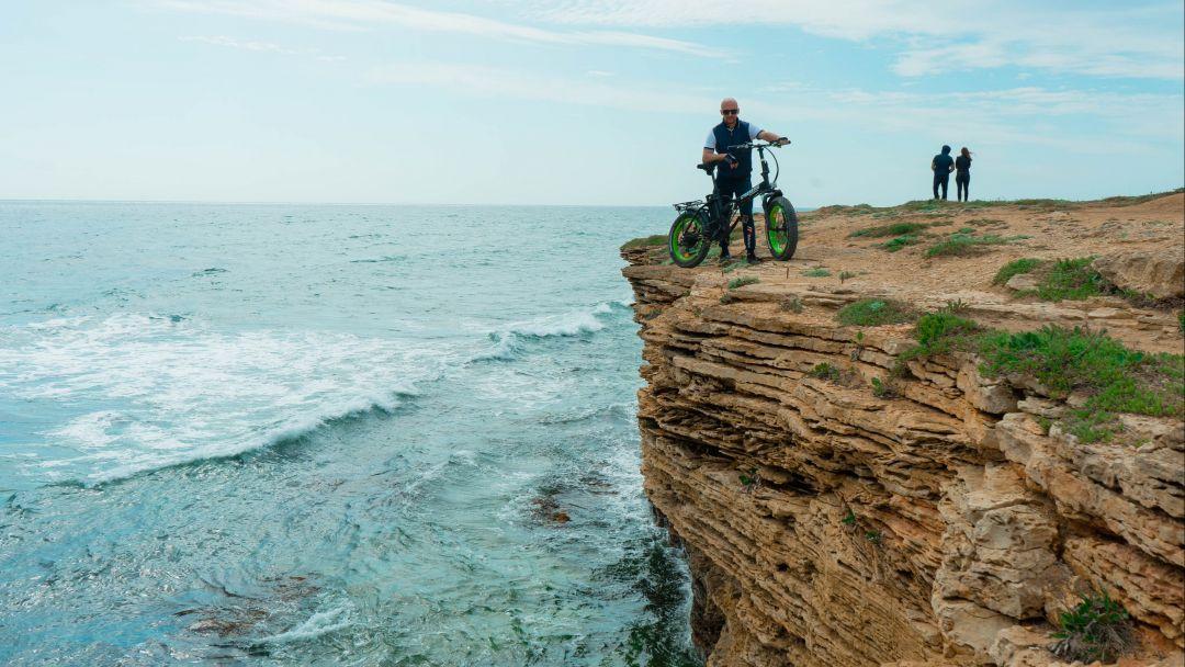 На Электровелосипеде по Западному Крыму за 7 дней - фото 2