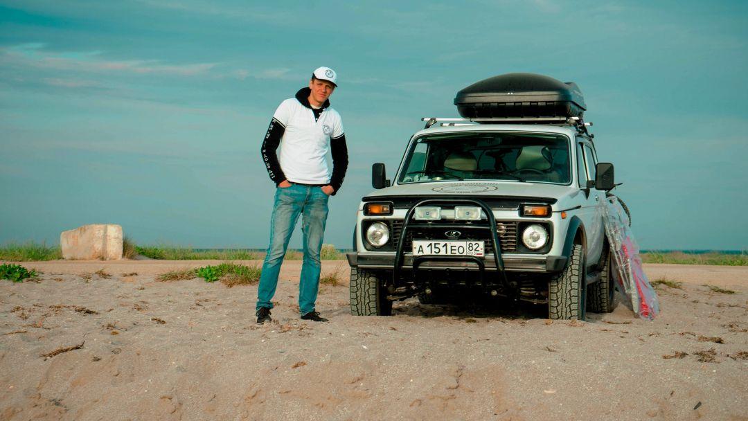 На Электровелосипеде по Западному Крыму за 7 дней - фото 3